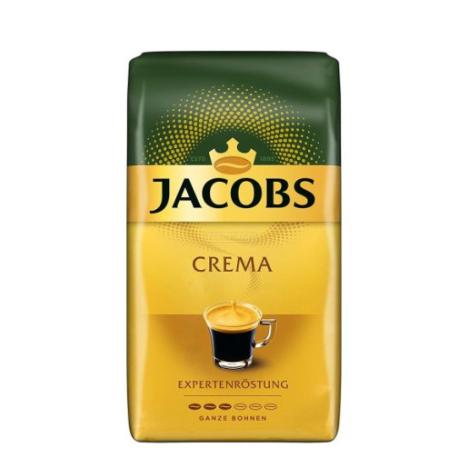 Jacobs Crema Intenso Expertenrostung 1kg cafea boabe