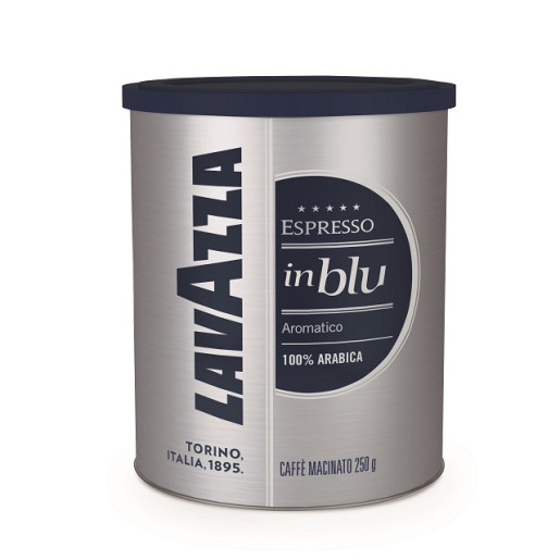 Lavazza  Qualita Oro Mountain Grown cutie metalica 250g cafea macinata