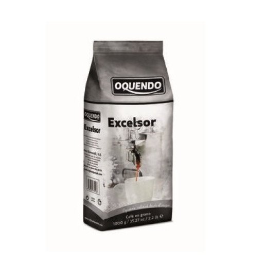 Oquendo Excelsor cafea boabe 1kg
