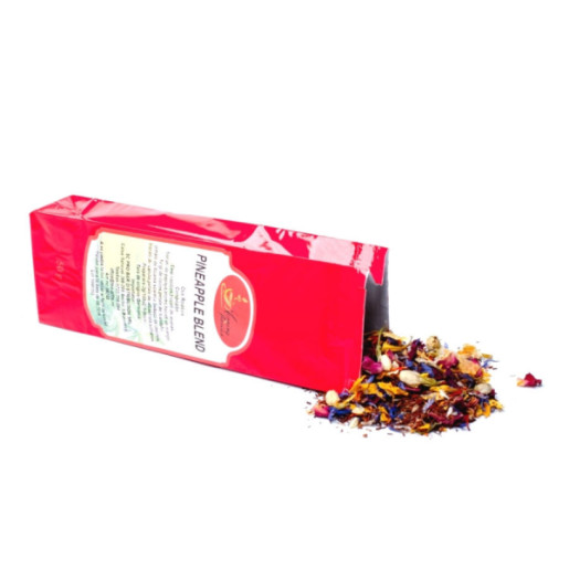 Morning Flavour ceai rooibos Pineapple Blend 50g