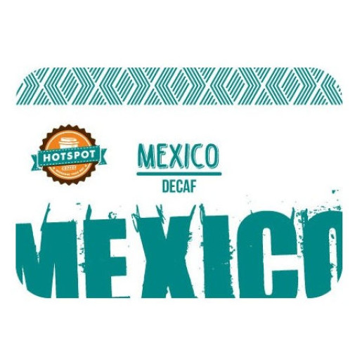 Hotspot Mexico Swiss Water Decaf 250gr cafea boabe