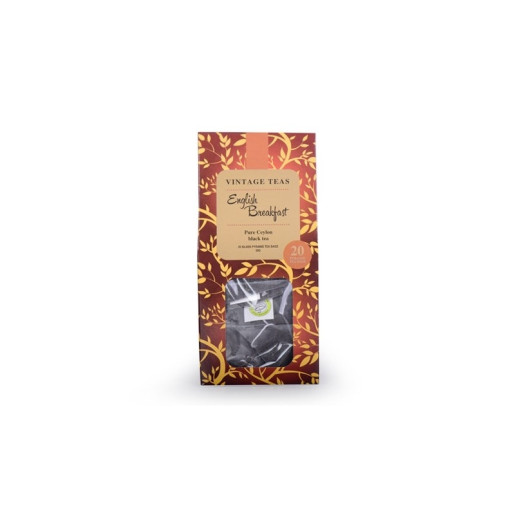Vintage Teas English Breakfast 20 plicuri piramida