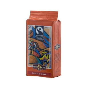 New York Bio Fairtrade cafea macinata moka 250gr