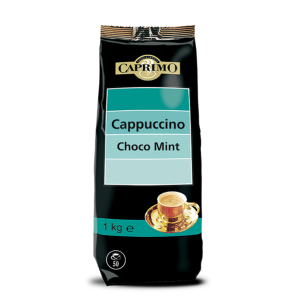 Caprimo Cappuccino Choco Mint instant 1kg