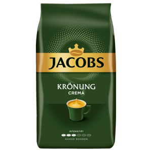 Jacobs Kronung Crema 1kg cafea boabe