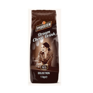 Van Houten Dream Choco Drink Selection UTZ 1 kg
