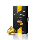 Cafe Royal Espresso 10 capsule compatibile Nespresso
