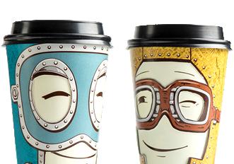 pahare cafea
